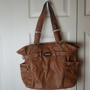 Rosetti Large Shoulder Bag Brown Like New
